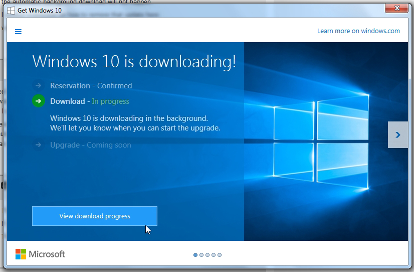 Windows10Downloading